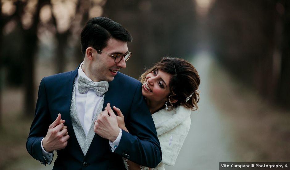 Il matrimonio di Christian e Aurora a Piacenza, Piacenza