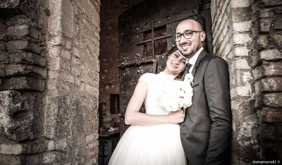 Il matrimonio di Daniele e Mirela a Calvisano, Brescia
