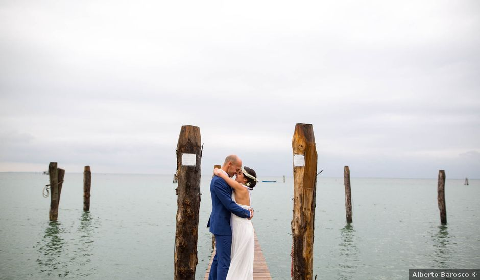 Il matrimonio di Annalisa e Samuele a Venezia, Venezia