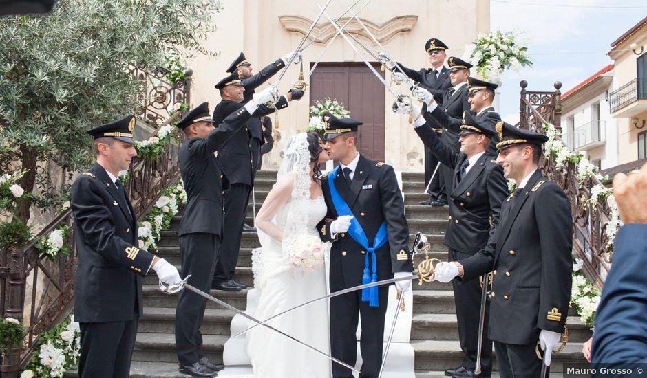 Il matrimonio di Antonio e Moira a Caserta, Caserta