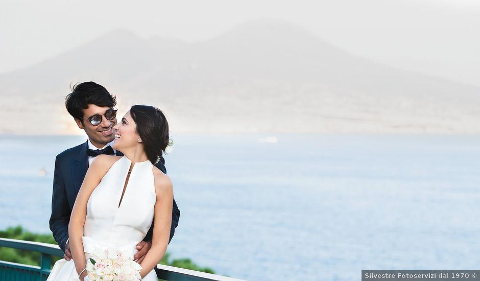 Il matrimonio di Antonella e Umberto a Napoli, Napoli