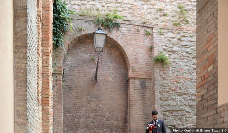Il matrimonio di Sara e Giulio a Bertinoro, Forlì-Cesena