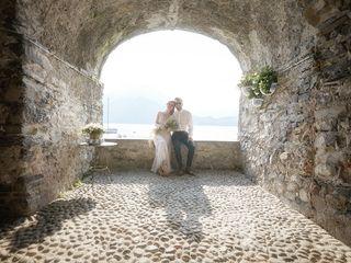 Le nozze di Jennifer e Steffen