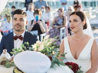 Le nozze di Giulia  e Manuel  1