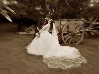 Le nozze di Francesca e Antonio