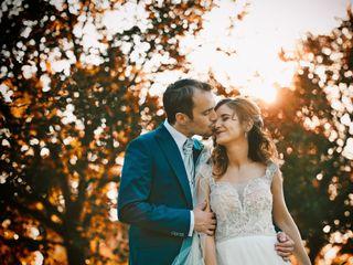 Le nozze di Gabriele e Giulia