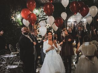 Le nozze di Angelo e Cristina 1