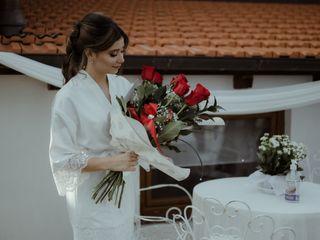 Le nozze di Martina e Federico 1