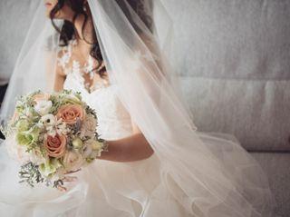 Le nozze di Rocchina e Davide 1