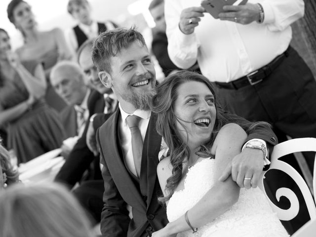 le nozze di Lisa e Jakob