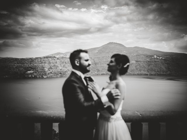 le nozze di Bianca e Andrea