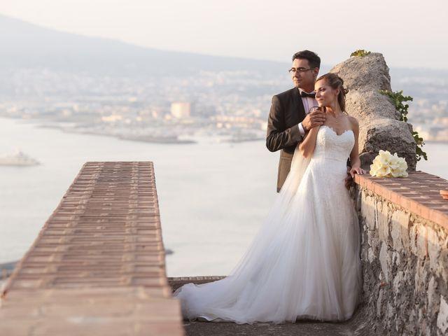 Il matrimonio di Raffaele e Viviana a Castellammare di Stabia, Napoli 19