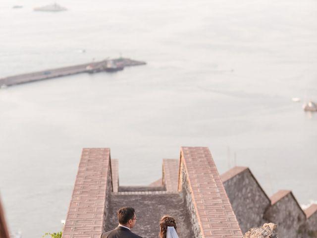 Il matrimonio di Raffaele e Viviana a Castellammare di Stabia, Napoli 21