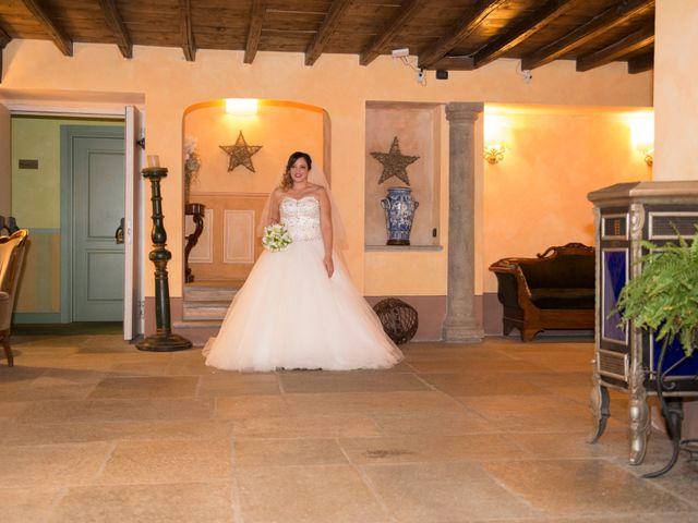 Il matrimonio di Giovanni e Roberta a Cantalupa, Torino 11