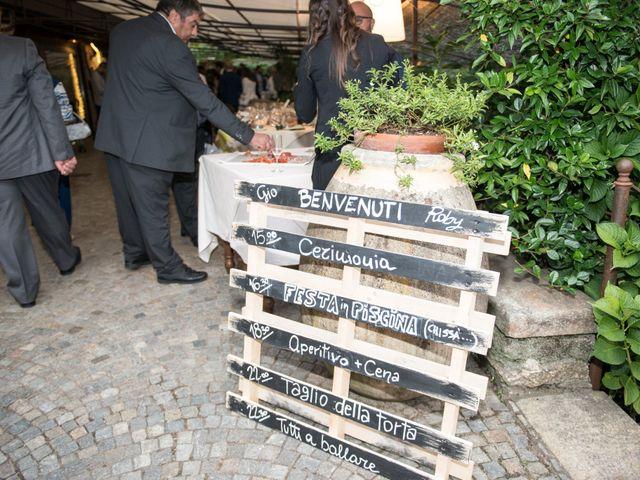 Il matrimonio di Giovanni e Roberta a Cantalupa, Torino 20