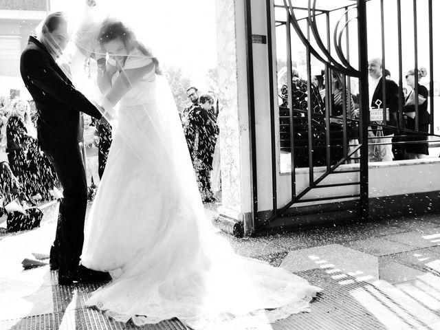 Le nozze di Alice e Riccardo