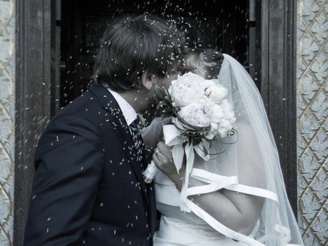 Il matrimonio di Lorenzo e Cristina a Bergamo, Bergamo 25