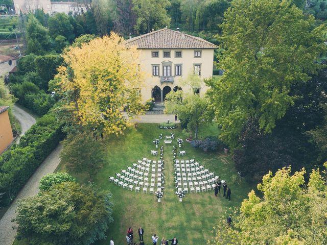Il matrimonio di Jonathan e Chiara a Lucca, Lucca 9