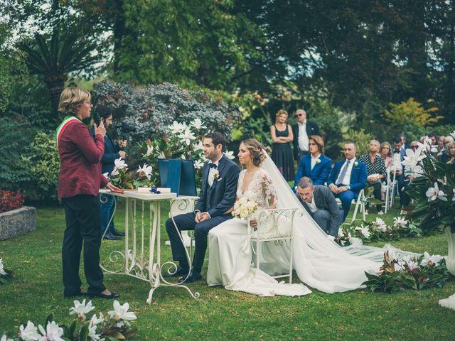 Il matrimonio di Jonathan e Chiara a Lucca, Lucca 16