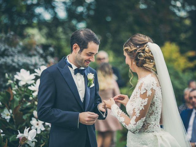 Il matrimonio di Jonathan e Chiara a Lucca, Lucca 20