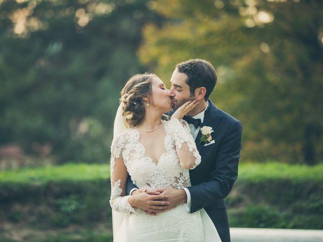 Le nozze di Chiara e Jonathan
