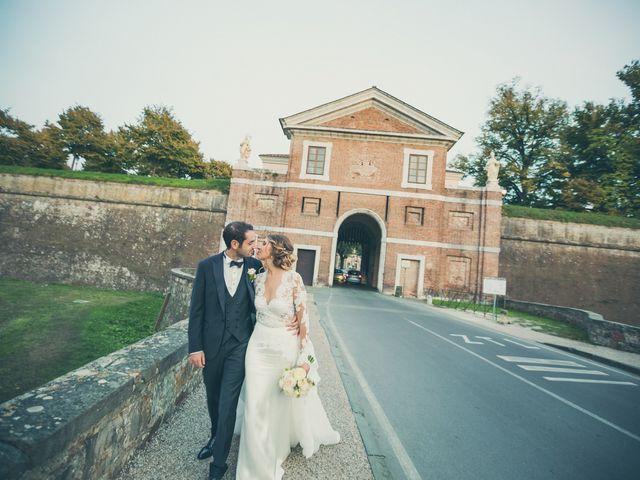 Il matrimonio di Jonathan e Chiara a Lucca, Lucca 31