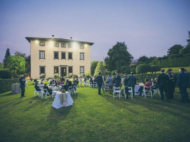 Il matrimonio di Jonathan e Chiara a Lucca, Lucca 32