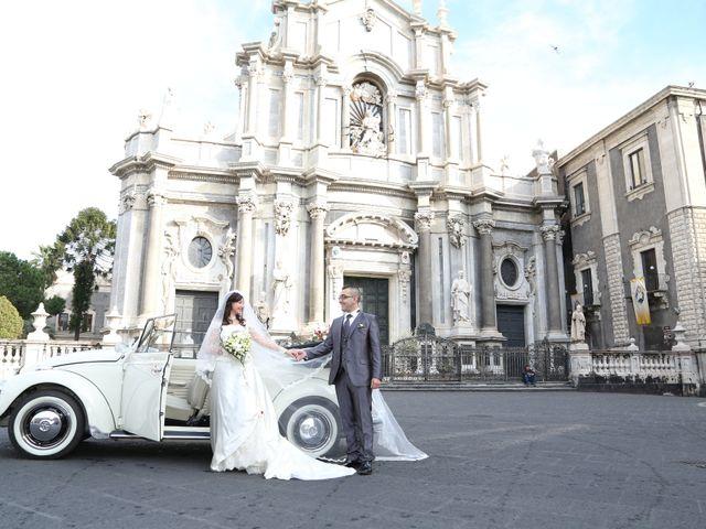 Il matrimonio di Cristian e Jessica a Camporotondo Etneo, Catania 2