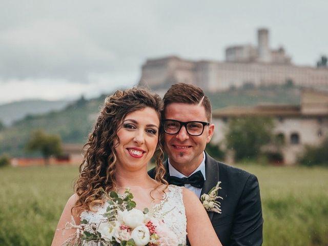 Il matrimonio di Paolo e Elenia a Petrignano, Perugia 9