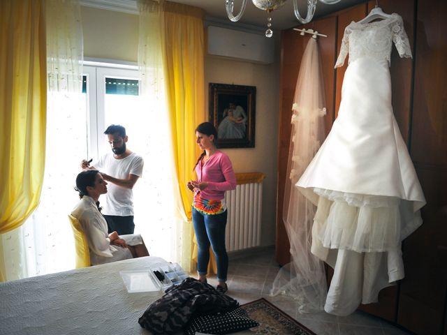 Il matrimonio di Danilo e Annalisa a Martina Franca, Taranto 1