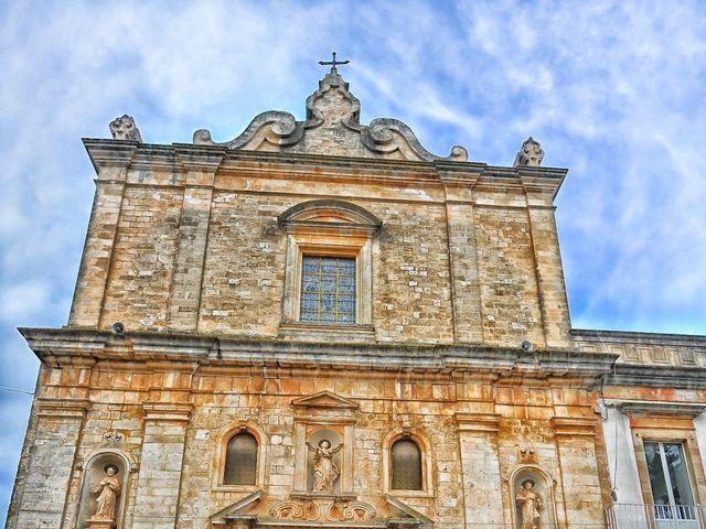 Il matrimonio di Danilo e Annalisa a Martina Franca, Taranto 22