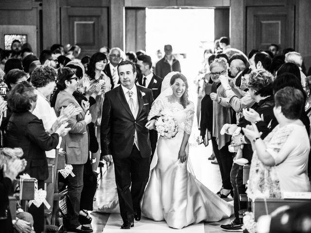Il matrimonio di Danilo e Annalisa a Martina Franca, Taranto 23