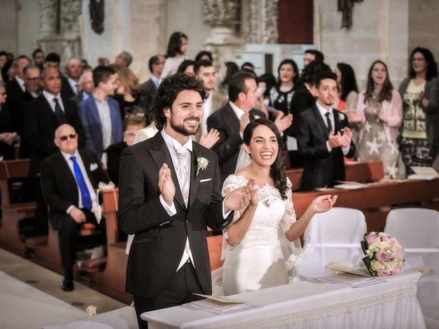Il matrimonio di Danilo e Annalisa a Martina Franca, Taranto 26