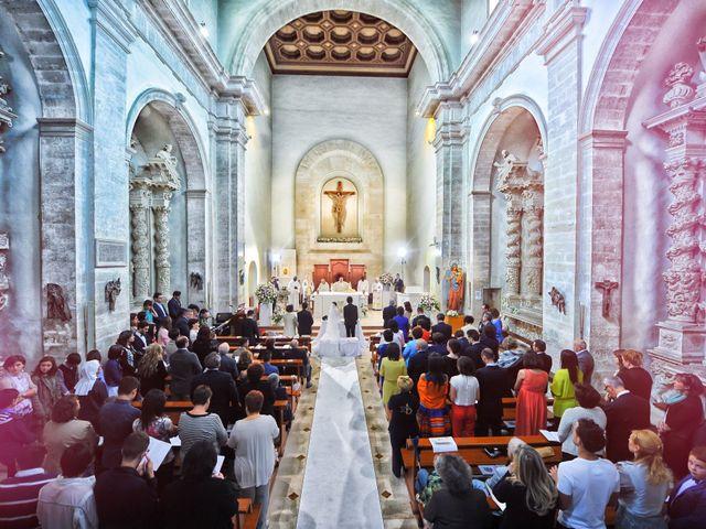 Il matrimonio di Danilo e Annalisa a Martina Franca, Taranto 27
