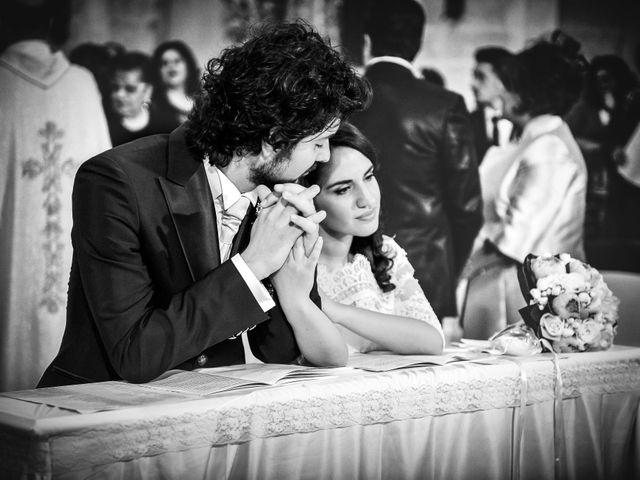 Il matrimonio di Danilo e Annalisa a Martina Franca, Taranto 28