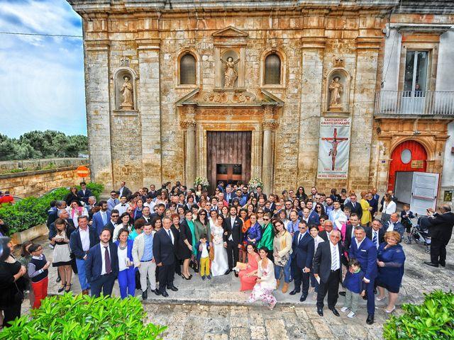 Il matrimonio di Danilo e Annalisa a Martina Franca, Taranto 32
