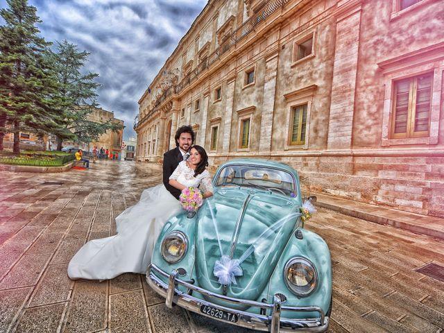 Il matrimonio di Danilo e Annalisa a Martina Franca, Taranto 33