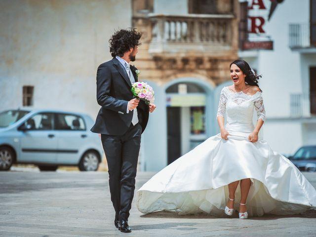 Il matrimonio di Danilo e Annalisa a Martina Franca, Taranto 34