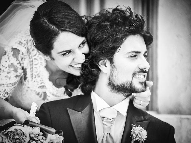 Le nozze di Annalisa e Danilo