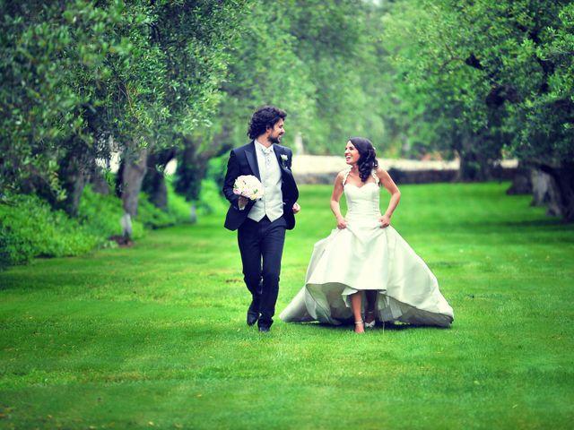 Il matrimonio di Danilo e Annalisa a Martina Franca, Taranto 44