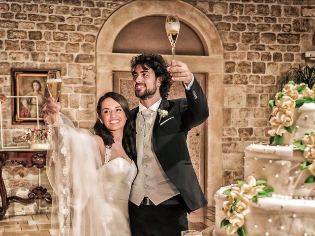 Il matrimonio di Danilo e Annalisa a Martina Franca, Taranto 59