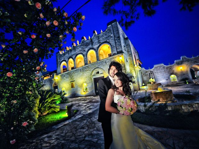 Il matrimonio di Danilo e Annalisa a Martina Franca, Taranto 60