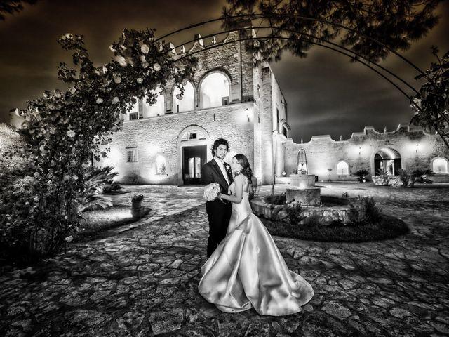 Il matrimonio di Danilo e Annalisa a Martina Franca, Taranto 61