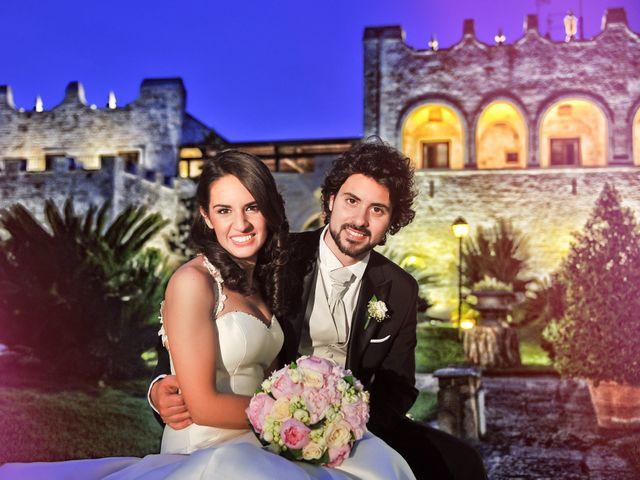 Il matrimonio di Danilo e Annalisa a Martina Franca, Taranto 62