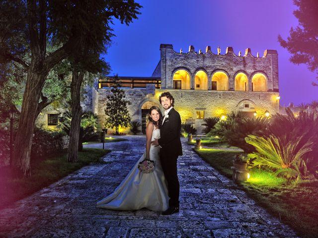 Il matrimonio di Danilo e Annalisa a Martina Franca, Taranto 63