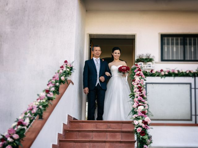 Il matrimonio di Marco e Cristina a Ausonia, Frosinone 9