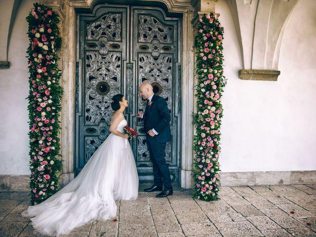 Il matrimonio di Marco e Cristina a Ausonia, Frosinone 15