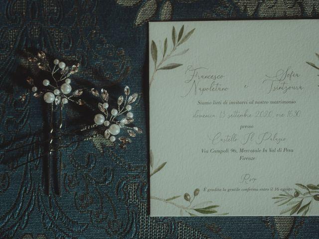 Il matrimonio di Francesco e Sofia a Firenze, Firenze 3