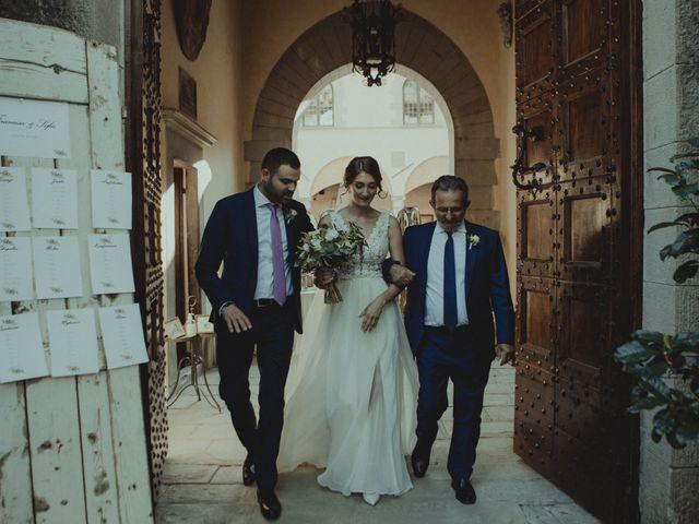 Il matrimonio di Francesco e Sofia a Firenze, Firenze 61