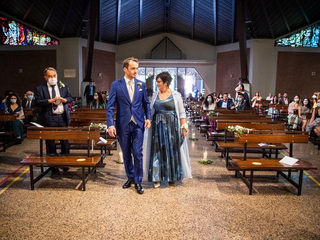 Il matrimonio di Giulia e Gabriele a Modena, Modena 49